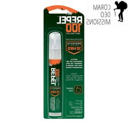 Repel 100 Insect Repellent, Pen-Size Pump Spray, 0.475-Ounce