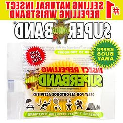 Superband NEW 2016 - Insect Repelling Green Packaging - ALL
