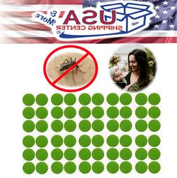 60PCS Mosquito Repellent Patch Natural Non Toxic Kids Baby M