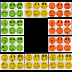 60PCS Mosquito Sticker Repellent Patch Smiling Face Protect