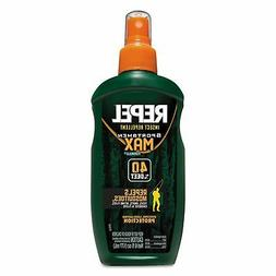 REPEL Sportsmen Max Insect Repellent Pump, 6-oz
