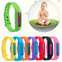 Anti Mosquito Insect Repellent Pest Bug Wrist Band Bracelet