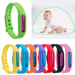 Anti Mosquito Pest Insect Bug Repeller Repellent Wrist Band