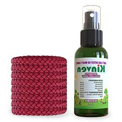 Kinven Anti Mosquito Repellent Bundle - Repel Mosquitos with