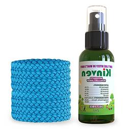 Kinven Anti Mosquito Repellent Bundle - Mosquito Wristband R
