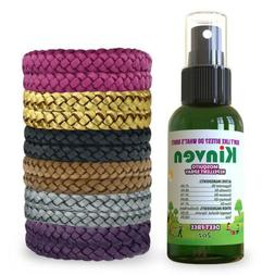 Kinven Anti Mosquito Repellent Bundle - Repel Mosquitoes wit