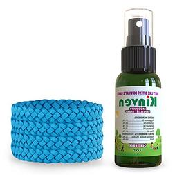 Kinven Anti Mosquitoes Repellent Bundle - Mosquito Wristband