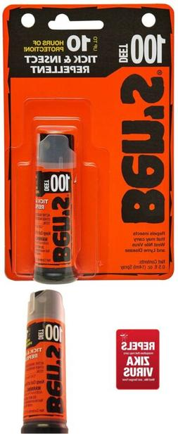 Ben'S 100% Deet Mosquito, Tick And Insect Repellent, 0.5 Oun