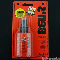 Ben's Tick & Insect Repellent Pocket Spray 100% Deet Camping