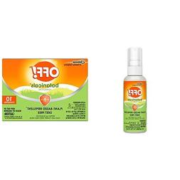 Off! Botanicals Insect Control Set, 2 ct: Botanicals Repelle