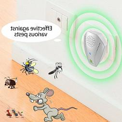Neatmaster Bug Repellent-Electronic Ultrasonic Pest Repeller