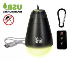 Ryno Tuff Camping Lantern - Tent Light with Remote Control,