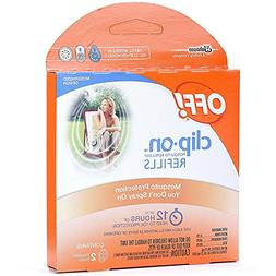 OFF! clip On Mosquito Repellent Refills 2 ea