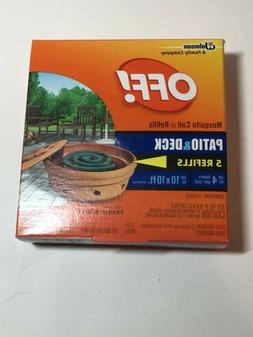 OFF! Coil Mosquito Repellent Refill