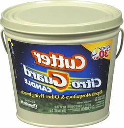 Cutter CitroGuard 17 oz Insect Repellent Bucket Candle HG-95