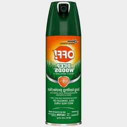 Off Deep Woods Insect Repellent 6 Ounce Spray