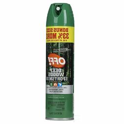 OFF! Deep Woods Sportsmen Insect Repellent, 8 oz.
