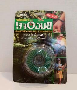 Deet Free Kids by Stinger Bug Off Insect Repelling Wrist Ban