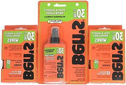 Ben's 30% Deet Mosquito Tick Insect & Bug Repellent Spray Pu