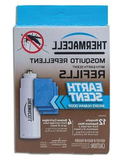 Thermacell E-4 Mosquito Repeller Refill with Earth Scent, 4