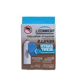 Thermacell Earth Scent Mosquito Repellent Refills, 48-Hour P