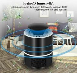 Electric Bug Zapper Mosquito Fly Traps Eradicator for Indoor