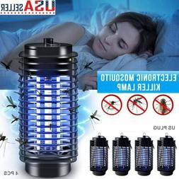 Electric Insect Repeller Mosquito Killer Lamp LED Bug Zapper