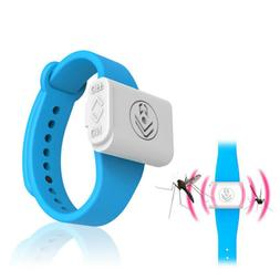 Electronic Mosquito Repellent Bracelet Ultrasonic Insect Rep