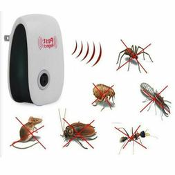 Electronic Pest Repellent AC Mosquito Rat Bugs Controller Ho