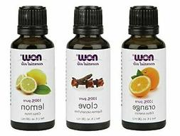 NOW Foods Essential Oil Variety