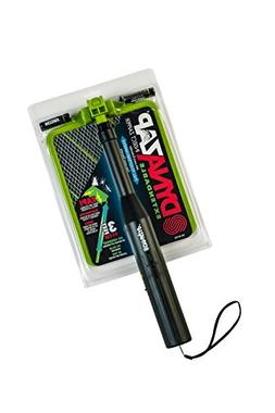Dynazap DZ30100 Extendable Insect Zapper Black/Green
