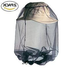 Yotani Head Face Mosquitos Net Insect Repellent Netting  Fin