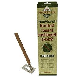 All Terrain Herbal Armor - Sticks - 10 Count Insect Repellen