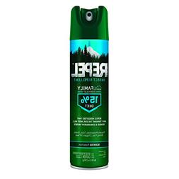 Repel Insect Repellent Scented Family Formula 15% DEET, Aero
