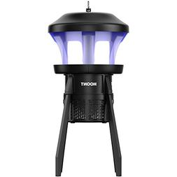 Hoont Indoor/Outdoor 3-Way Mosquito and Fly Trap with Stand