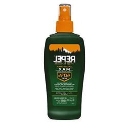 Repel Insect Repellent Sportsmen Max Formula Pump Spray 40%