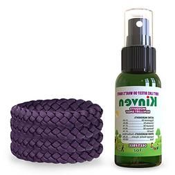 Kinven Insect Repellant Bundle - Mosquito Wristband Repellen