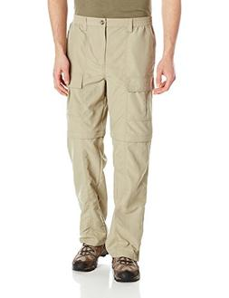 Solstice Apparel Men's Insect Repellent Convertible Pants, K