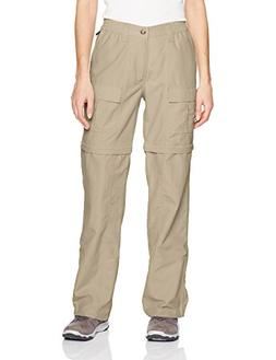 Solstice Apparel Women's Insect Repellent Convertible Pants,