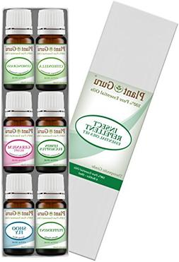 Insect Repellent Essential Oil Set 6-10 ml Bugs & Mosquito 1