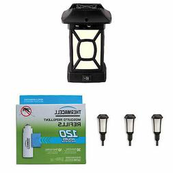 Thermacell Insect Repeller Lantern & Mosquito Torch  & Repel
