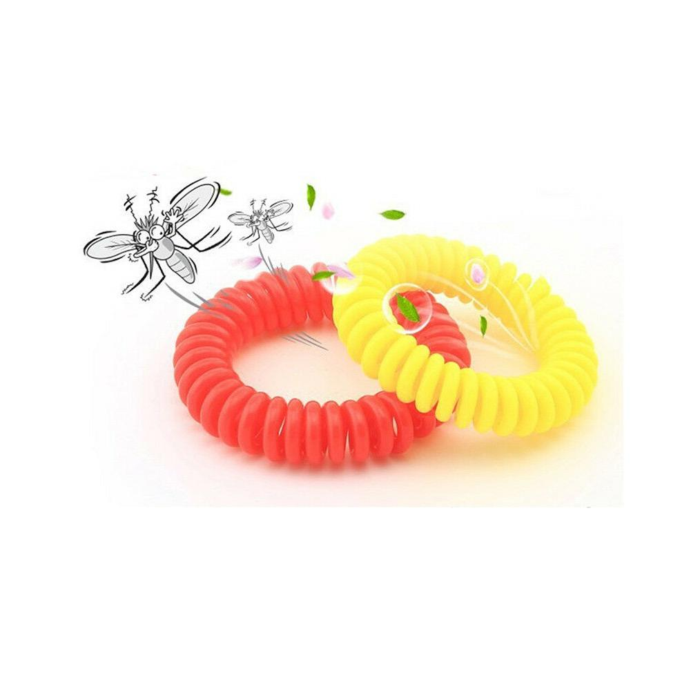 18 Mosquito Repellent Bracelet Band Pest Control Insect