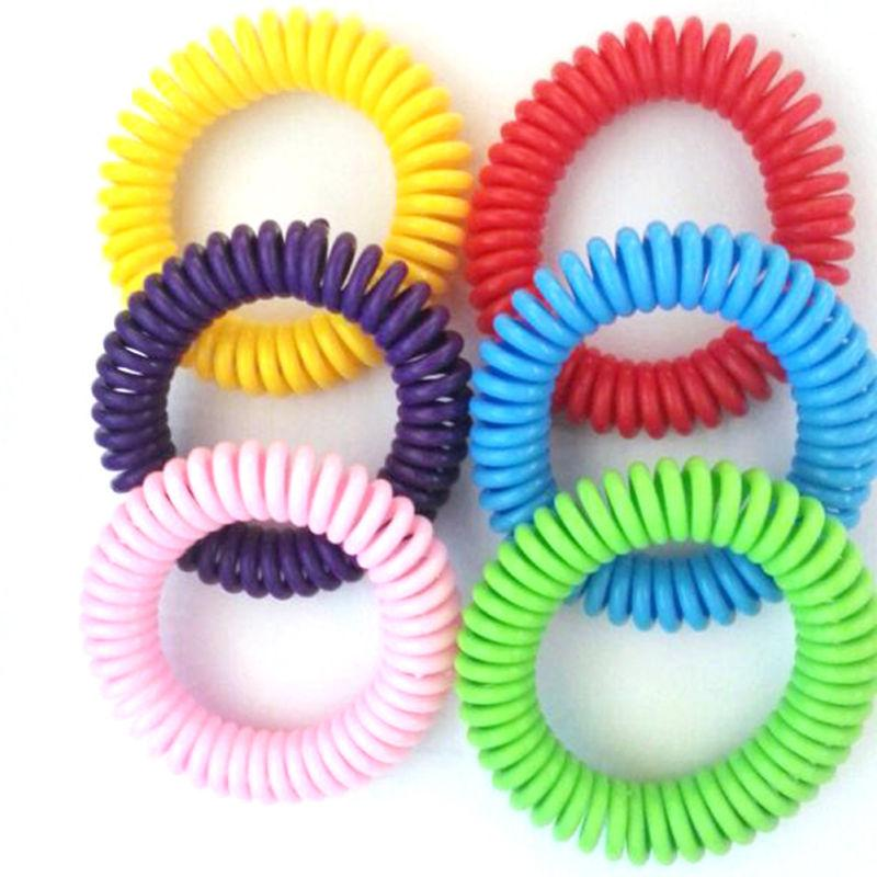 18 Mosquito Bracelet Band Control Insect
