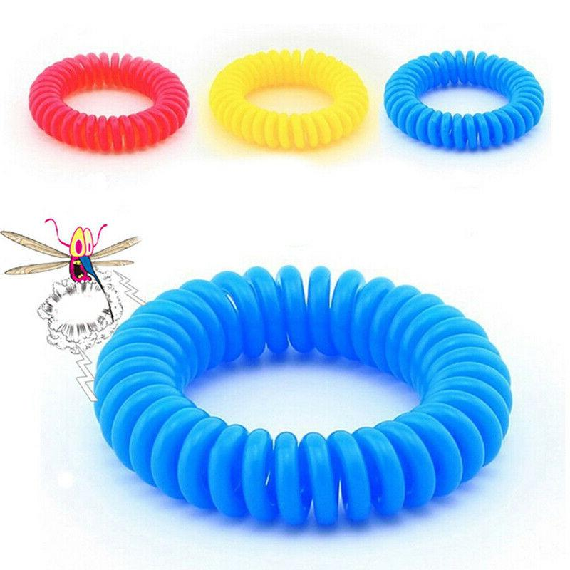 18 Pack Bracelet Band Insect Bug Repel