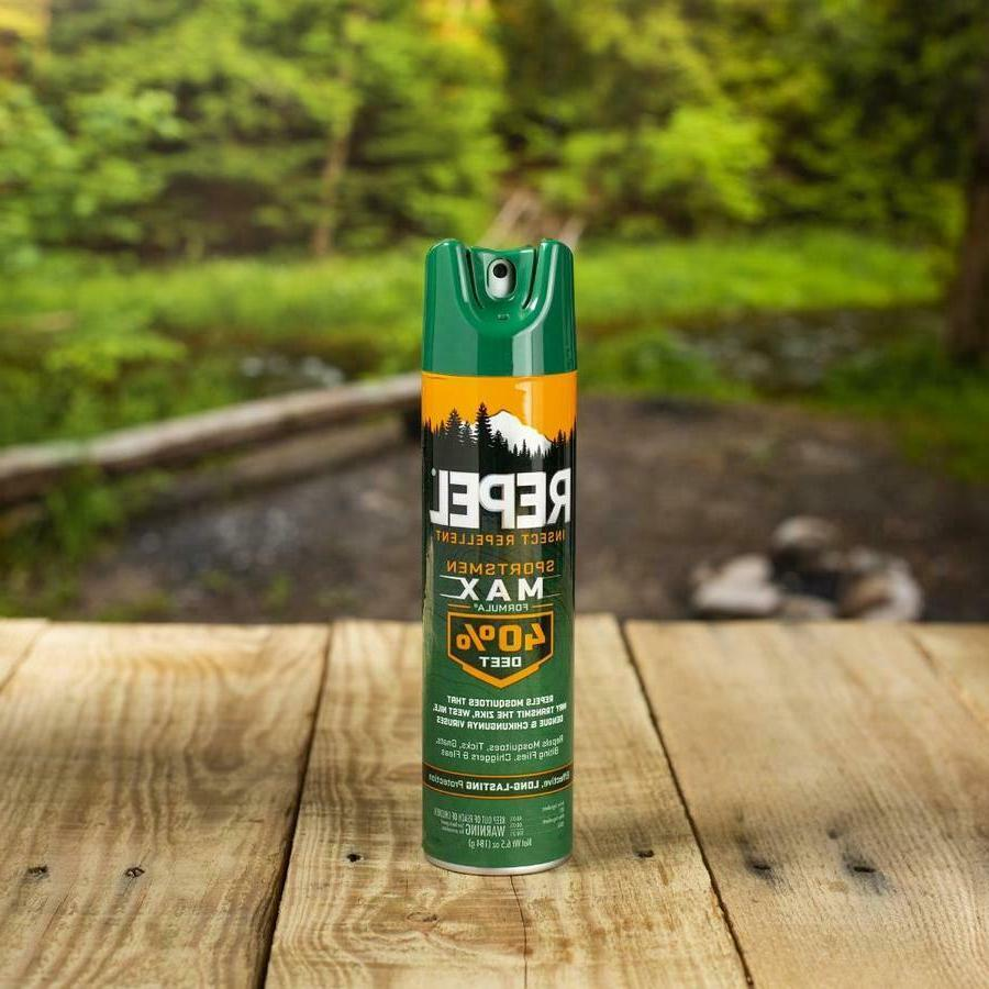 REPEL MOSQUITO REPELLENT SPRAY 6.5 Oz Insect Long Lasting Pr