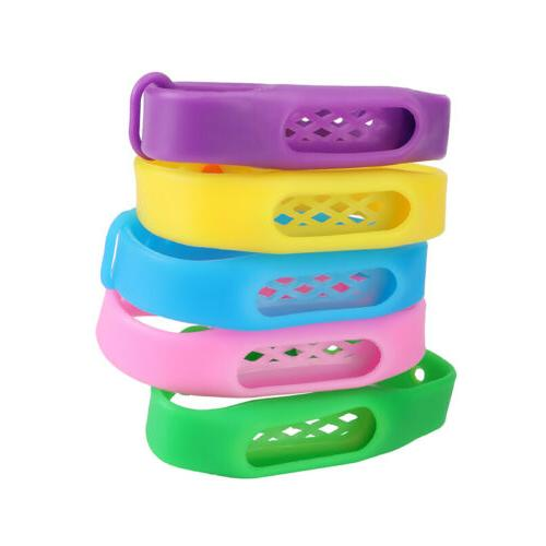 6 Repellent Bracelet, Refillable and