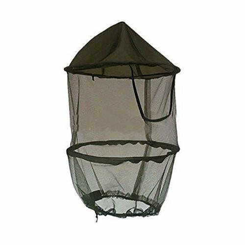 Agfabric Anti-Mosquito Head Net Hat for Outdoor Use, Insect
