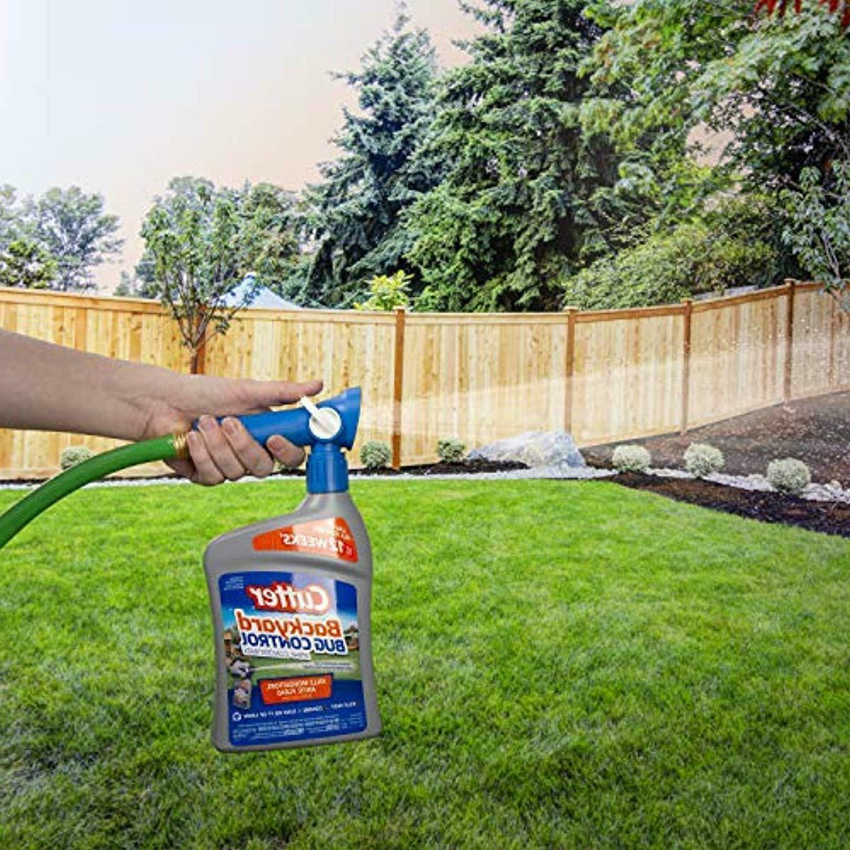 Cutter Backyard Spray Concentrate,