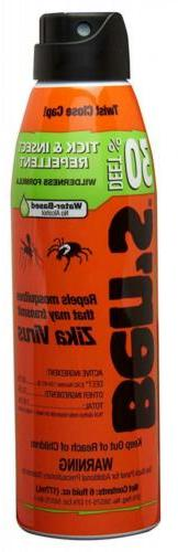 Ben's 30% DEET Mosquito, Tick and Insect Repellent, 6-Ounce
