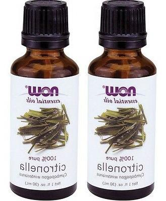 NOW Foods Essential Oils Citronella -- 1 fl oz
